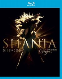 Cover Shania Twain - Still The One - Live From Vegas [DVD]